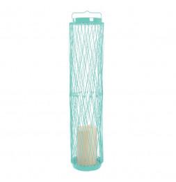 Lanterne LED rétractable - Bleu