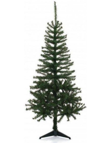 Sapin de Noël artificiel - 150 cm - Vert - 290 branches