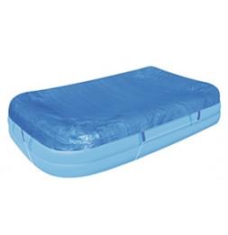 Bâche 4 saisons pour piscine rectangulaire - 305 x 183 cm - Bleu
