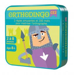 Orthodingo CE2 - Jeu enfants