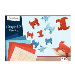 Coffret créatif - Origami 2 - Décopatch