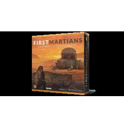 First Martians - Aventures sur la Planète Rouge - Jeu spécialiste