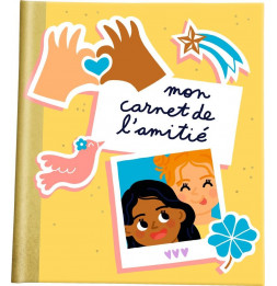Carnet de l'amitié - Collection UNICEF