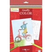 Carnet de coloriages - P'tits bolides