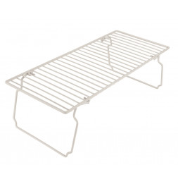 Etagère de placard superposable 47 cm - Metaltex - Module pliable