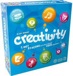 Créativity - Jeu famille