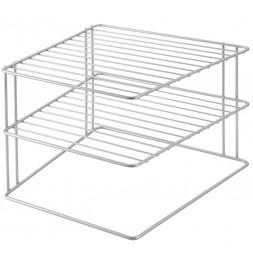 Etagère d'angle de placard - Metaltex - Rangement cuisine