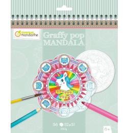 Cahier de Mandala - Magie
