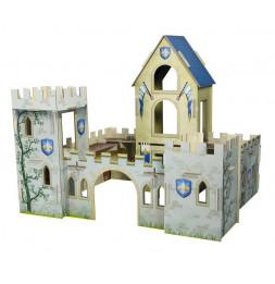 Puzzle 3D - Château de chevaliers