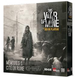 This War of Mine- Mémoires de la Cité en Ruine - Jeu spécialiste
