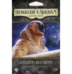 Horreur à Arkham - Gardiens de l'Abîme - Jeu de cartes évolutif