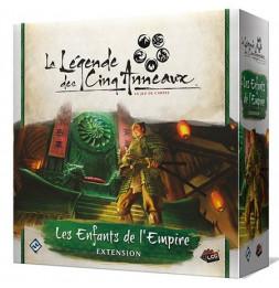 La Légende des Cinq Anneaux - Les Enfants de l'Empire - Jeu de cartes évolutif
