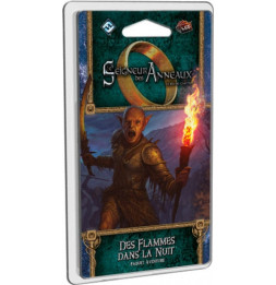 Le Seigneur des Anneaux - Des Flammes dans la Nuit - Jeu de cartes évolutif