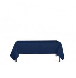 Nappe anti-tâches rectangulaire Alix - L 270 x l 160 cm - Bleu