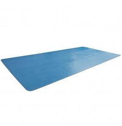 Bâche à bulles rectangulaire pour piscine - L 3,78 x l 1,86 m - Intex