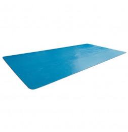 Bâche à bulles rectangulaire pour piscine - L 4,76 x l 2,34 m - Intex