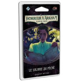 Horreur à Arkham - Le Salaire du Péché - Jeu de cartes évolutif