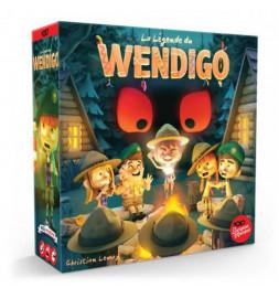 La Légende du Wendigo - Jeu enfants