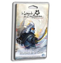 La Légende des Cinq Anneaux - Maîtres de la Cour - Jeu de cartes évolutif