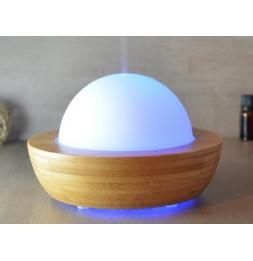 Diffuseur Ultrasonique Belisia – base bambou et verrerie
