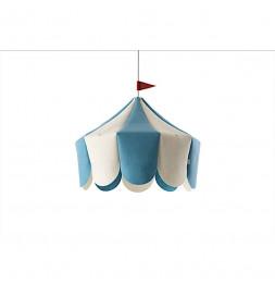 Suspension chapiteau - Bleu
