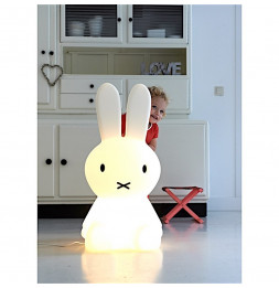 Lampe à poser Miffy - Lapin - 40 x 80 cm
