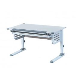 Bureau Skalare ajustable et inclinable - l 110 x P 68 x H 55-78 cm - Blanc