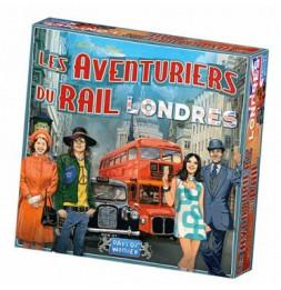Les Aventuriers du Rail - Londres - Jeu famille