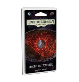 Horreur à Arkham JCE- Devant le Trône Noir - Jeu de figurines