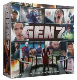 Gen7 - Jeu spécialiste