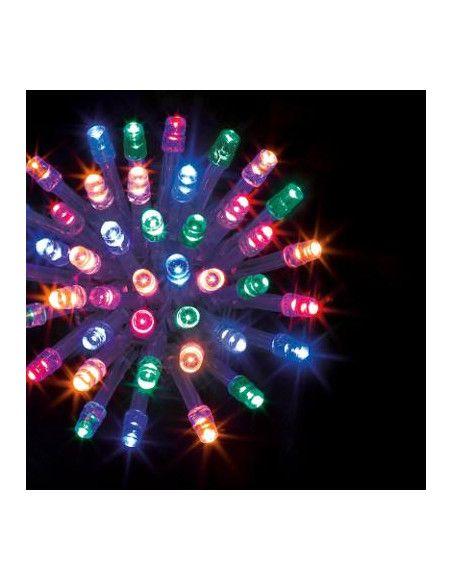 Guirlande lumineuse multicolore - 30 M de lumière