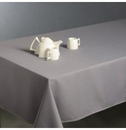 Nappe anti taches rectangulaire 150 x 300 cm - Gris
