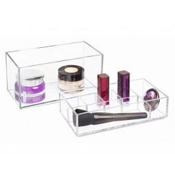 Boîte de rangement cosmétiques - InterDesign - 7 compartiments