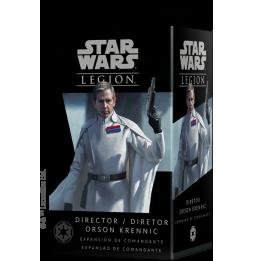 Jeu de société Star Wars Légion - Directeur Orson Krennic - Extension - 2 joueurs - Dès 14 ans