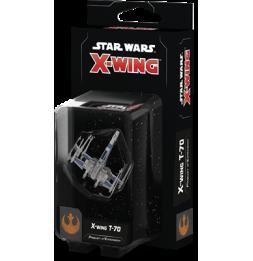 Jeu de société  Star Wars  Star Wars X-Wing 2.0 - X-Wing T-70 - Résistance - Extension - 2 joueurs - Dès 14 ans