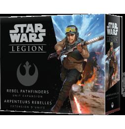 Jeu de société Star Wars Légion - Arpenteurs Rebelles - Extension - 2 joueurs - Dès 14 ans