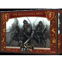 Le Trône de Fer - Le Jeu de Figurines- Les Hommes de la Montagne - Extension - 2 joueurs - dès 14 ans
