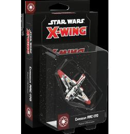 Jeu de société  Star Wars  Star Wars X-Wing 2.0 - Chasseur ARC-170 - République - Extension - 2 joueurs - Dès 14 ans