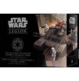 Jeu de société  Star Wars Légion - Tank d'Assaut - Occupant - TX-225 - Extension - 2 joueurs - Dès 14 ans