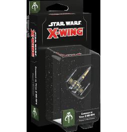 Jeu de société  Star Wars  Star Wars X-Wing 2.0 - Chasseur de Tête Z-95-AF4 - Racailles - Extension - 2 joueurs - Dès 14 ans