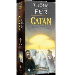 Jeu de socitété Le Trône de Fer - Catan - Extension - 3 à 4 joueurs - Extension - dès 14 ans