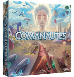 Jeu de société Comanautes - Base - 2 à 4 joueurs - dès 14 ans