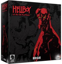 Hellboy - Le Jeu de Plateau - 1 à 4 joueurs - dès 14 ans