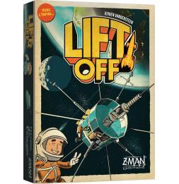 Jeu de société Lift Off - 2 à 4 joueurs - Dès 12 ans