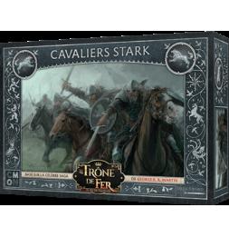 Le Trône de Fer - Le Jeu de Figurines- Cavaliers Stark - Extension - 2 joueurs - dès 14 ans