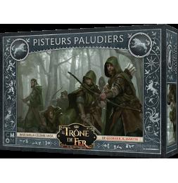 Le Trône de Fer - Le Jeu de Figurines- Pisteurs Paludiers - Extension - 2 joueurs - dès 14 ans