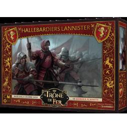 Le Trône de Fer - Le Jeu de Figurines- Hallebardiers Lannister - Extension - 2 joueurs - dès 14 ans