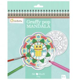 Cahier Mandala - Animaux