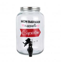 Fontaine à boissons - Mon barman cupidon - 3.5L