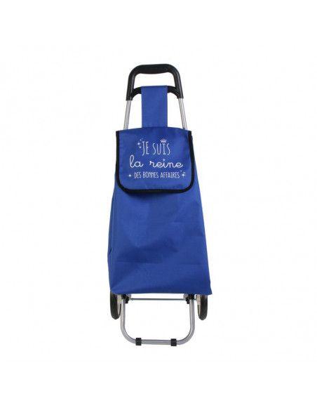 Chariot 2 roues - Humeur - Bleu